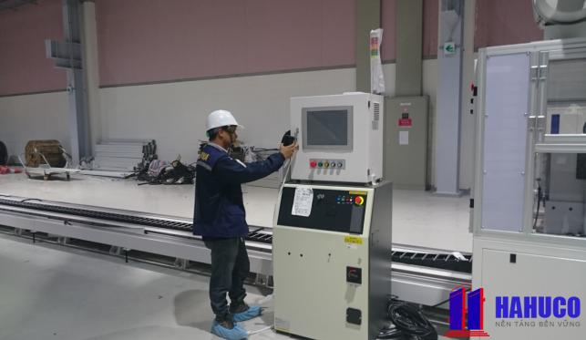 Tủ điều khiển hệ thống boiler
