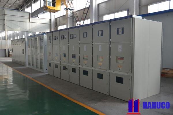 Hình ảnh tủ máy cắt trung thế VCB