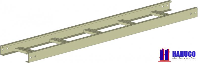 Thang cáp loại thông dụng (Cable Ladder Inside Rail Type)