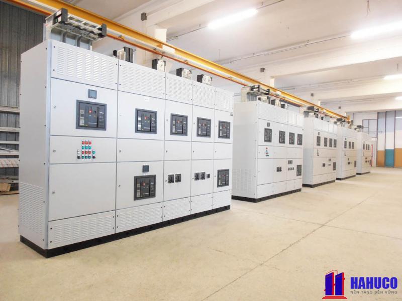 Dàn tủ điện trung thế 35KV