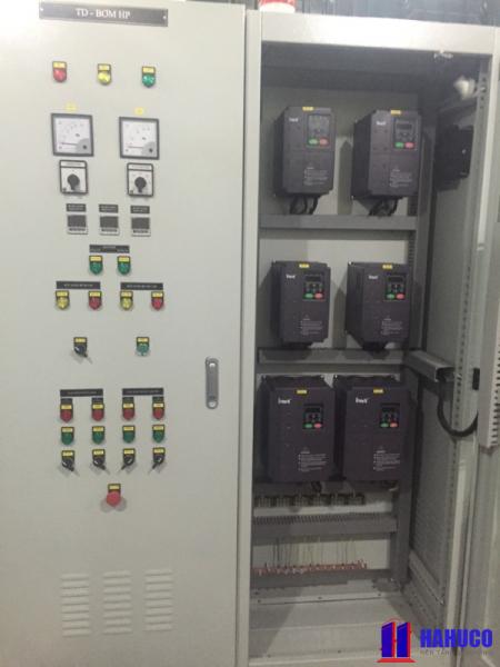 tủ điện điều khiển HC2