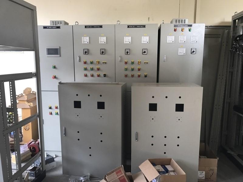 Thiết kế tủ điện công nghiệp - vỏ tủ điện công nghiệp