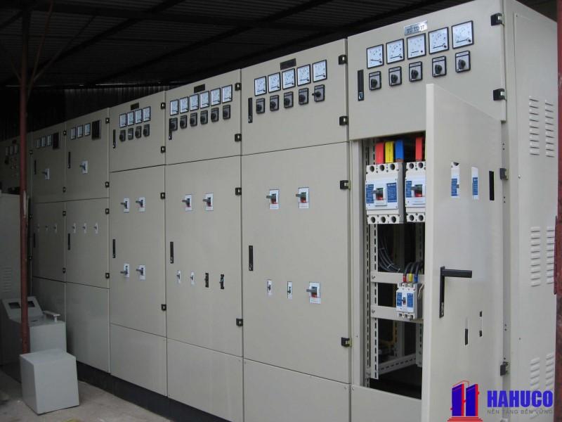 Tủ điện phân phối - tủ điện điều khiển